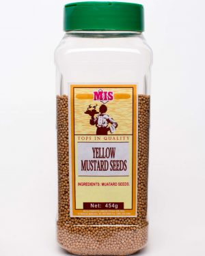 Mustard Seeds Yellow