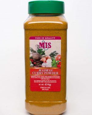 Madras Curry Powder 454g
