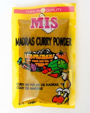 Curry Powder Madras