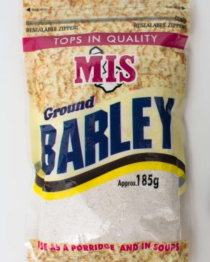 Barley Ground